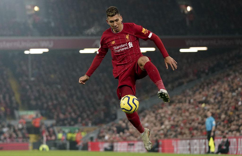 Roberto Firmino yang sudah jadi bintangnya Liverpool