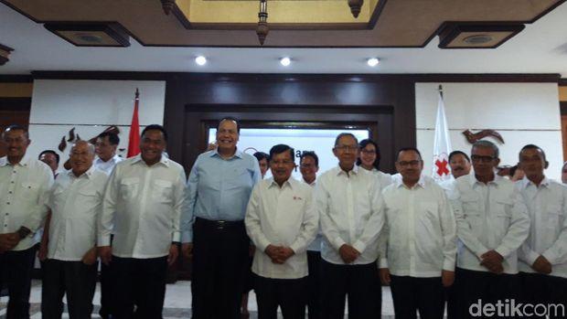 JK Lantik Chairul Tanjung Jadi Ketua Dewan Kehormatan PMI 2019-2024