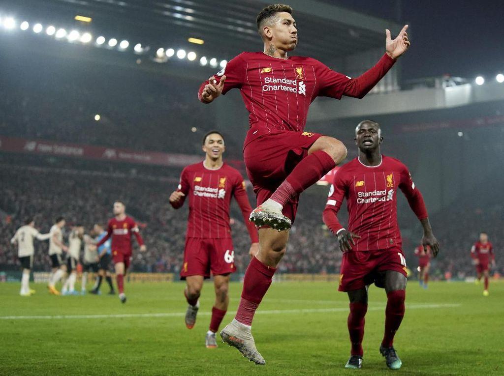 Liverpool Akan Samai Rekor Invincible Arsenal