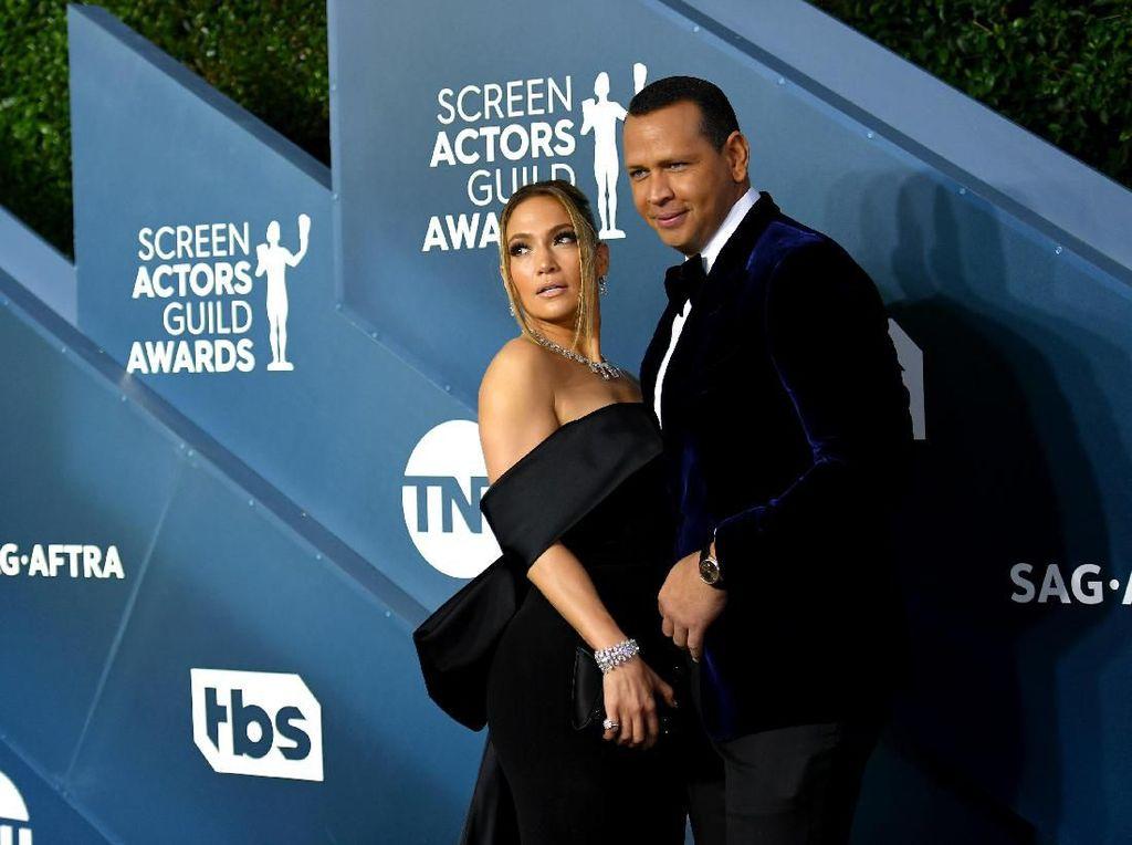 Jennifer Lopez Sebarkan Pesan Cintai Keluarga di Tengah Pandemi Corona