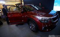 Spesifikasi Kia Seltos, SUV Korea Penantang HR-V