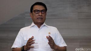 PD Sebut Tersangka Jiwasraya Pernah di KSP, Moeldoko: Tak Ada Kaitannya