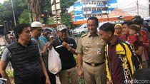 Jokowi Minta Pelebaran Sungai, Anies Mau Bebaskan Lahan Bantaran Kali?