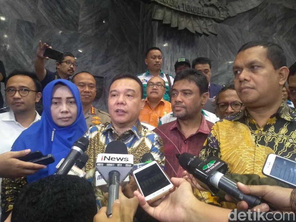 Terima Perwakilan Buruh, Pimpinan DPR Janji Bentuk Tim Kawal Omnibus Law
