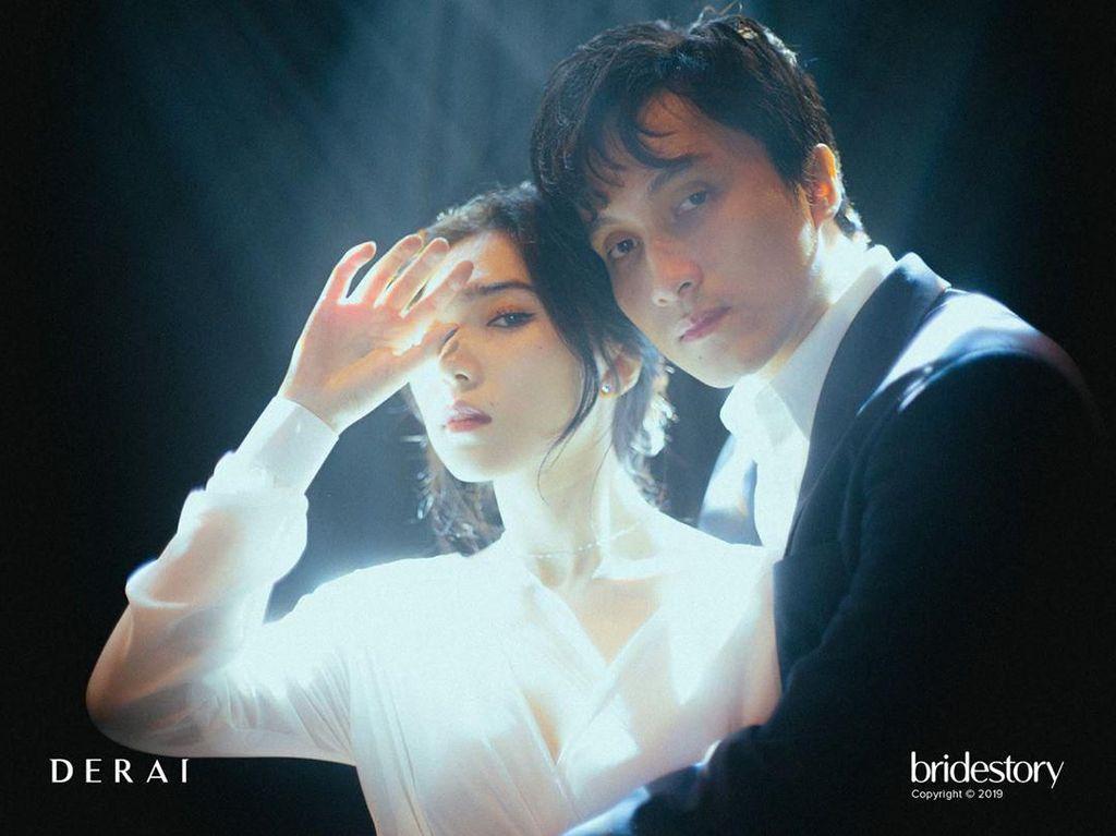 Ditanya Soal Bulan Madu, Isyana-Rayhan: Mau Promo Album