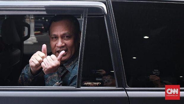 Nasib Laporan WP KPK Atas Dugaan Etik Firli di Dewas
