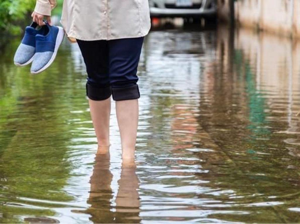 Waspada! Ini Penyakit yang Bisa Timbul pada Warga di Daerah Banjir
