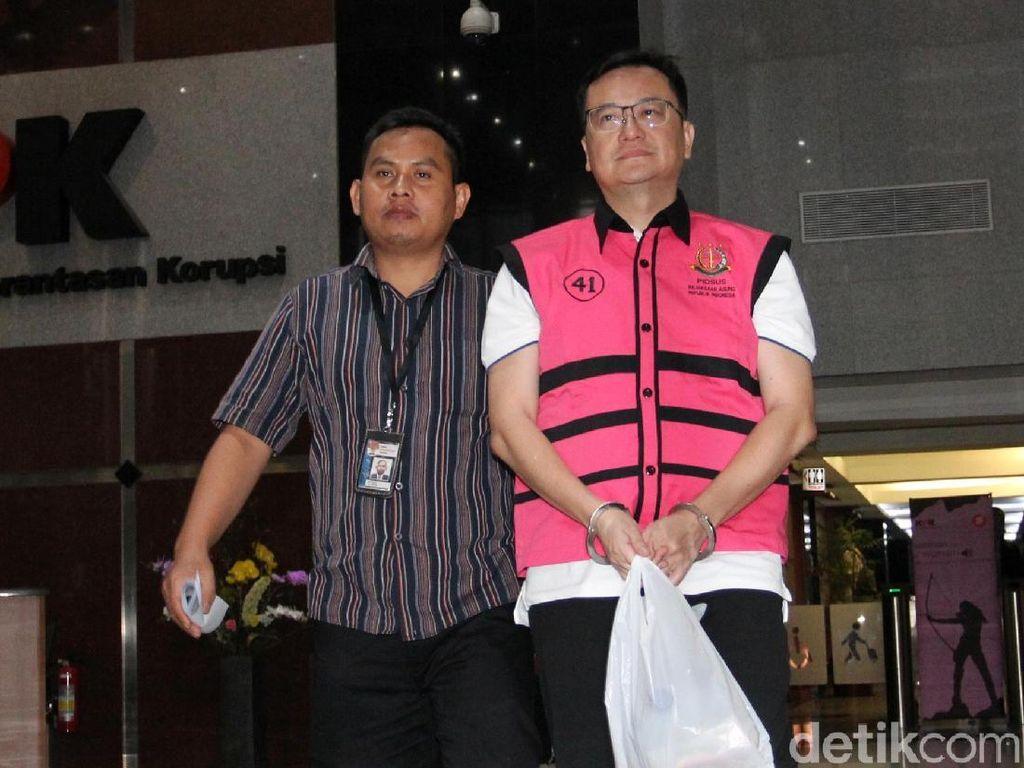Kejagung Sita 41 Kamar Apartemen Benny Tjokro di Kuningan, Jaksel