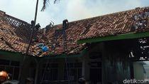 Pondok Gontor di Ponorogo Kebakaran