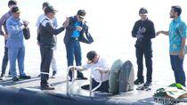 Kapal Selam Alugoro Uji Coba di Perairan Banyuwangi, Ini Alasannya
