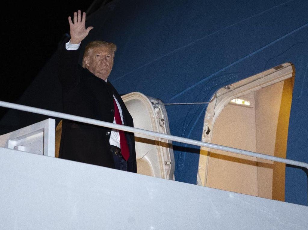 Trump Mau Perluas Travel Ban, Bagaimana dengan Indonesia?