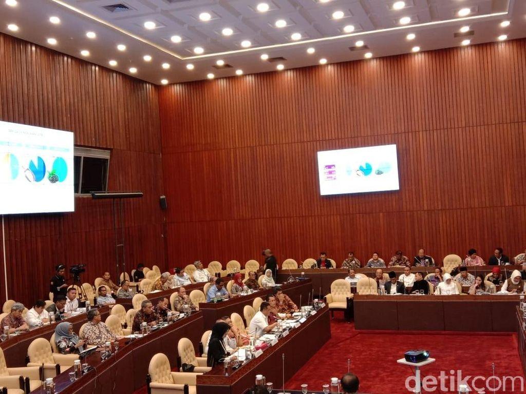 Cecar BUMN Pangan saat Rapat, DPR: Kita Dianggap Bercanda!