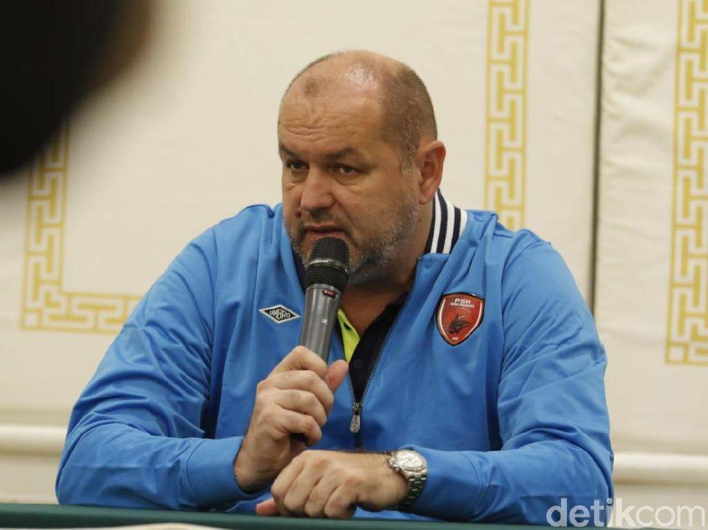 AFC Cup 2020: Bojan Hodak Tak Sepelekan Lalenok United