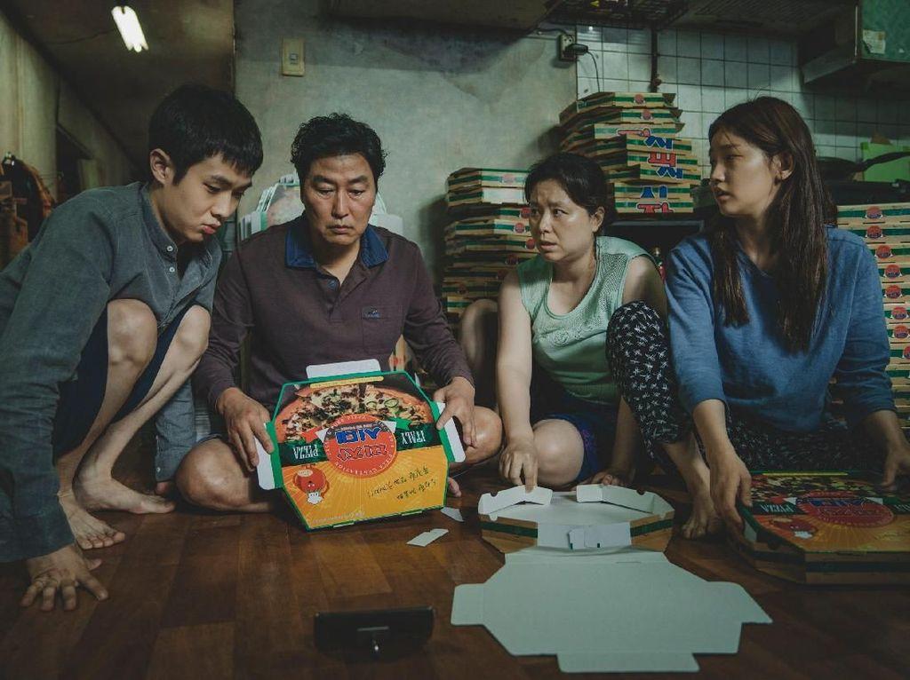 Syarat Akan Makna, Film Parasite Penuh dengan Makanan Enak