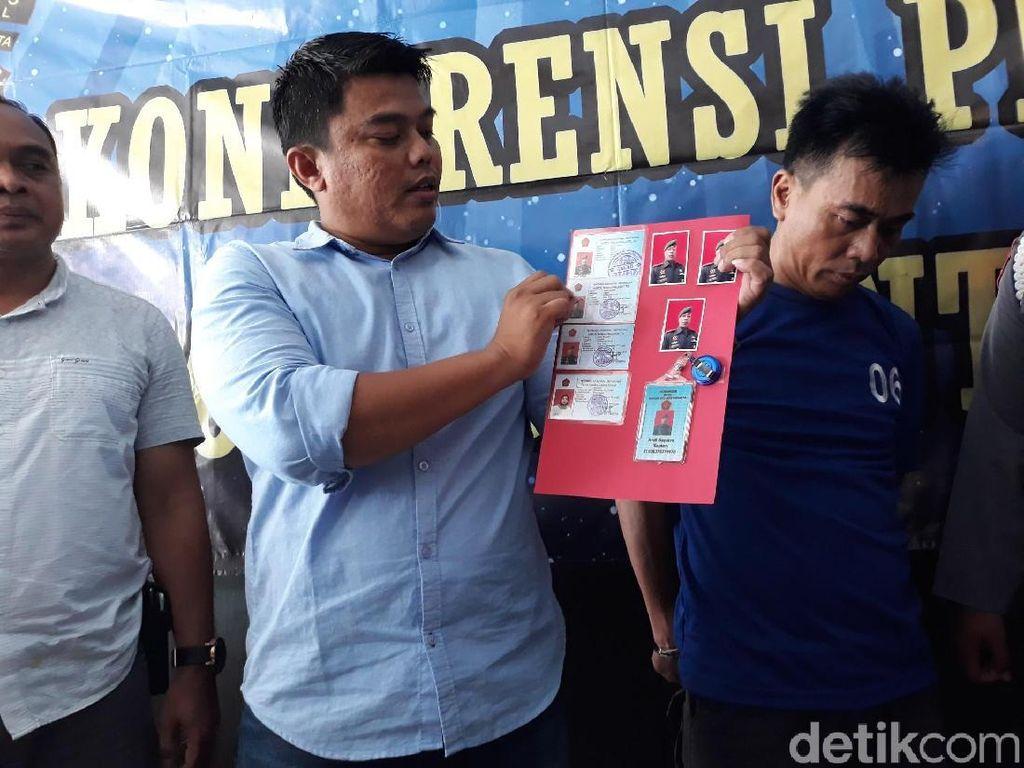 Begini Modus TNI Gadungan Tipu Para Janda Luar Dalam