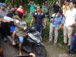 Eksekutor Buang Sarung Tangan Usai Hakim Jamaluddin Dibuang