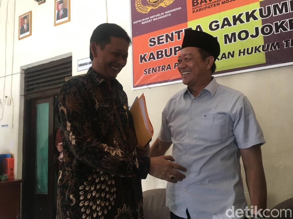 Ikut Penjaringan Bacabup Partai, 2 PNS di Mojokerto Diduga Langgar Netralitas