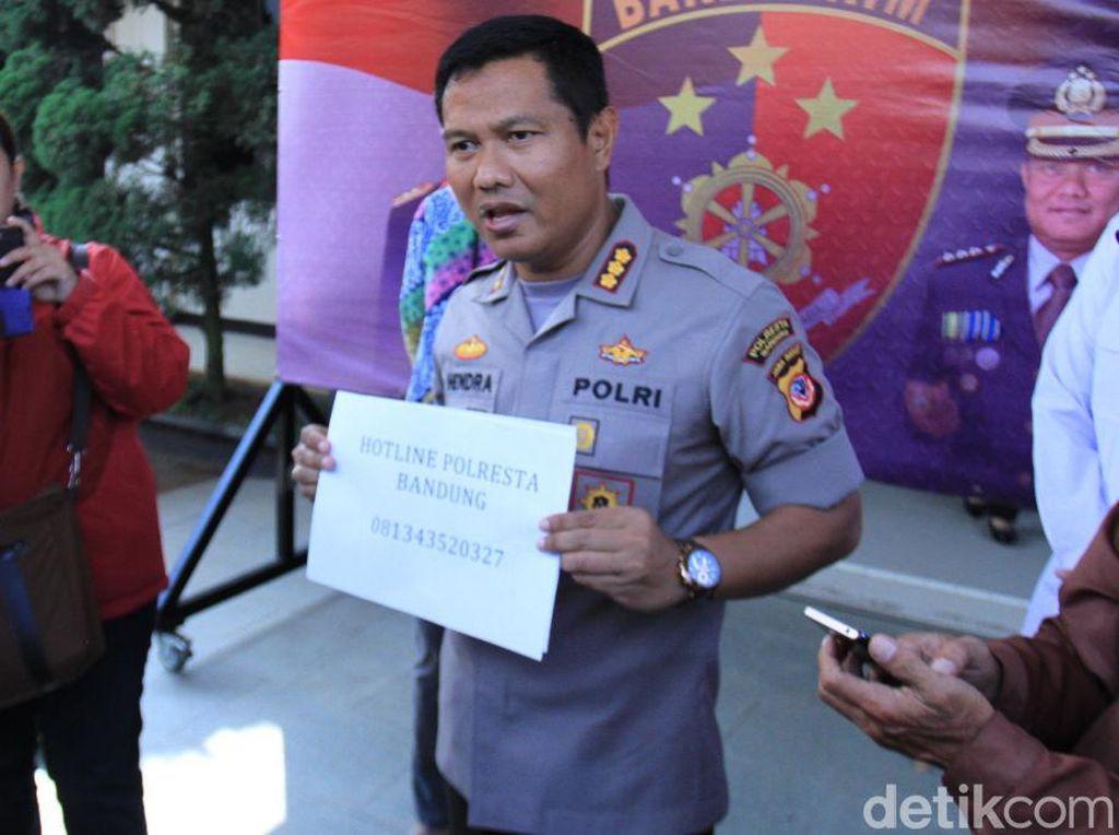 Polresta Bandung Kekurangan Personel Babinkamtibmas Jelang Pilkada