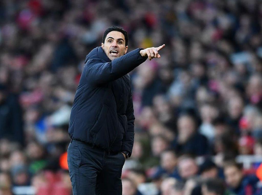 Liga Inggris Libur, Arteta Kasih Banyak PR untuk Skuad Arsenal
