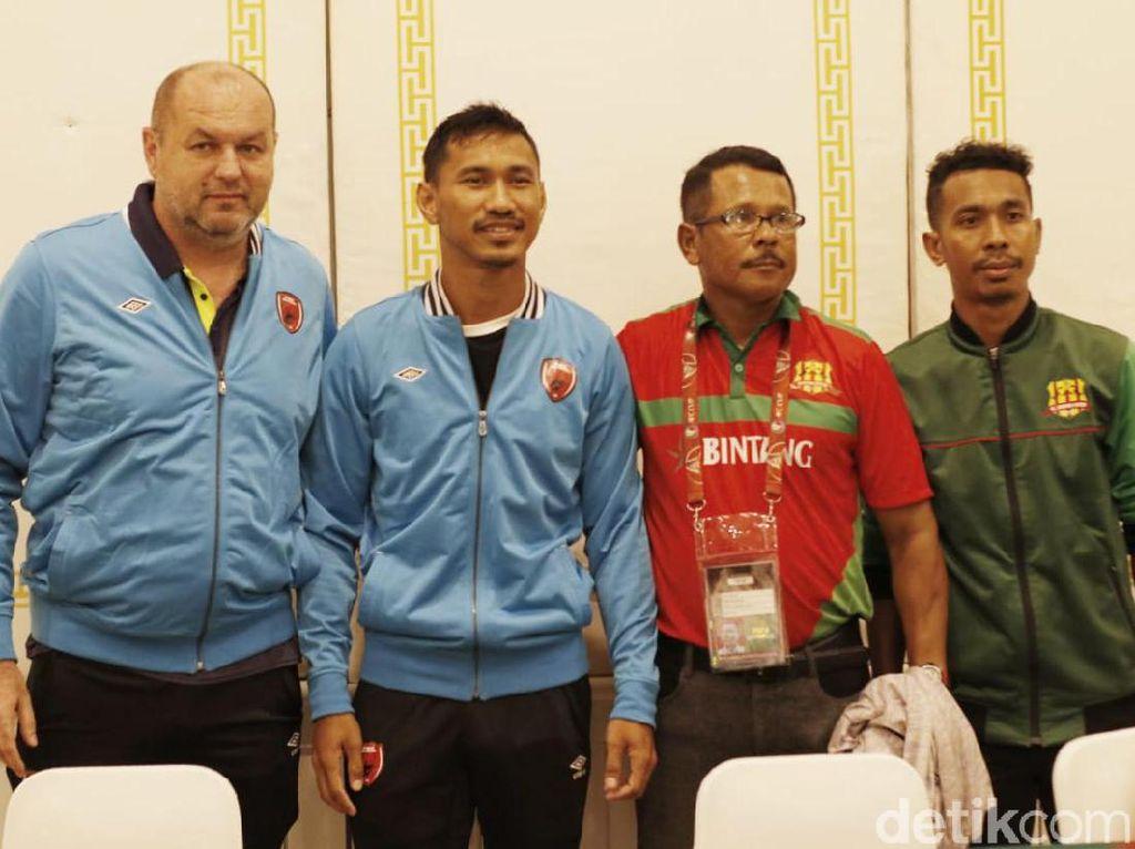 Lalenok FC Vs PSM di AFC Cup, Bojan Hodak: Jangan Lihat Latihan 10 Harinya