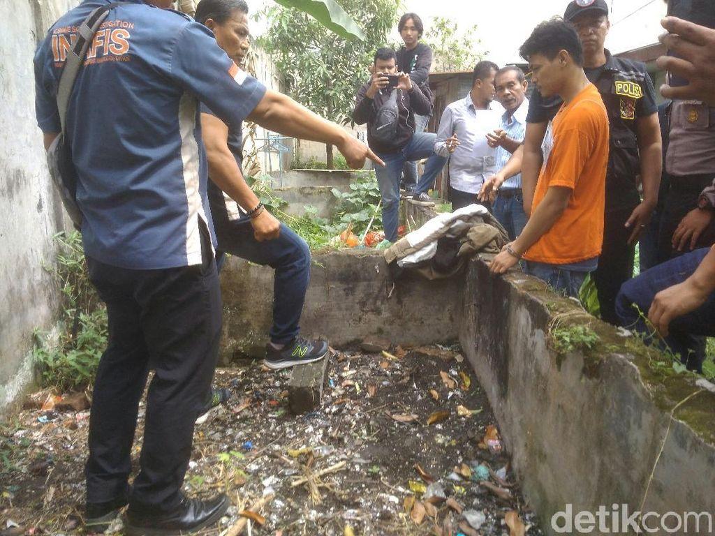 Eksekutor Hakim Jamaluddin Bakar Baju dan Sepatu Usai Eksekusi