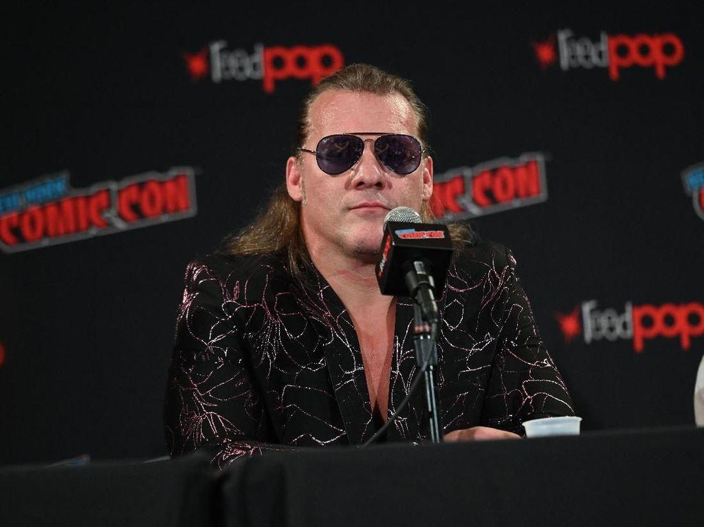 Gokil! Chris Jericho Satukan Musik dengan Gulat di Kapal Pesiar