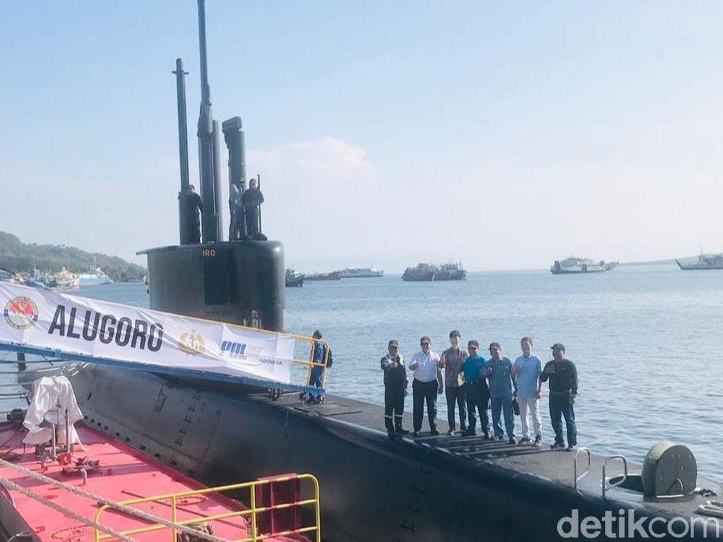 Alugoro, Kapal Selam Buatan Surabaya-Korsel yang Ikut Cari KRI Nanggala-402