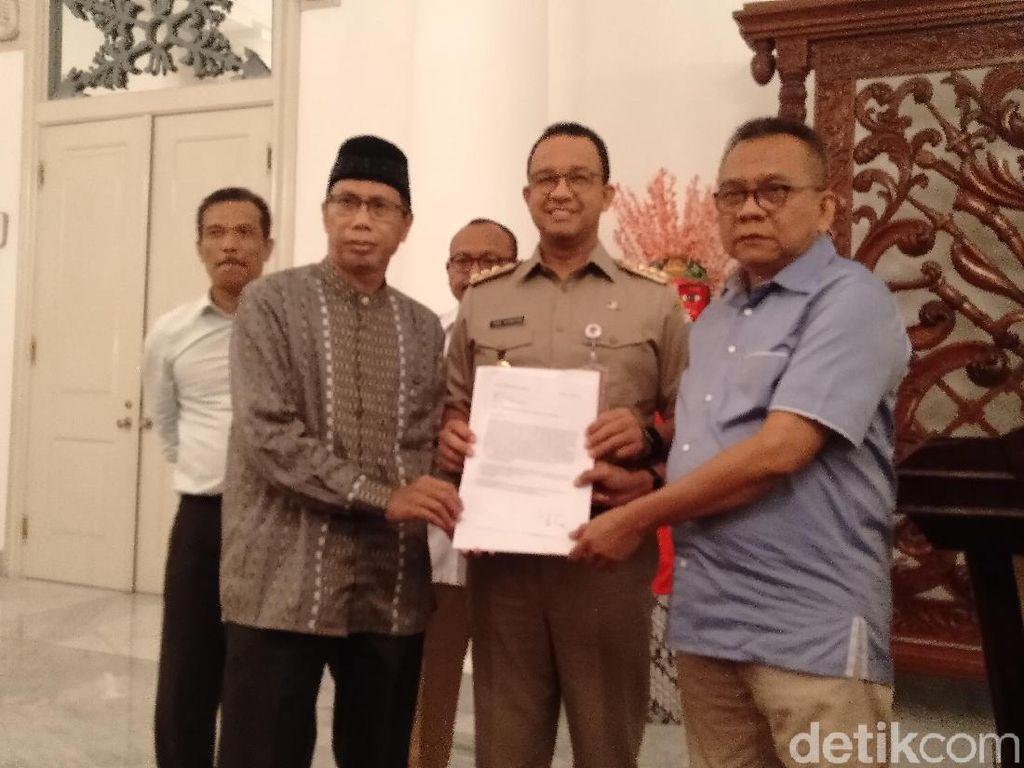 Serahkan Nama Cawagub DKI ke Anies, Gerindra-PKS Janji Kebut Pemilihan