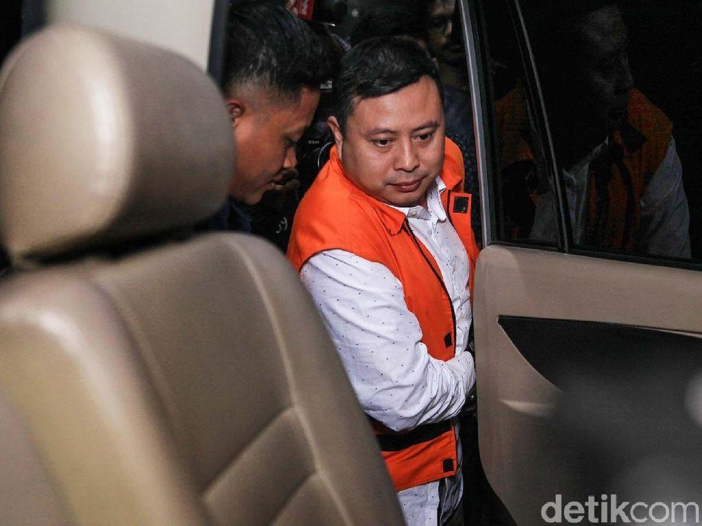 Kader PDIP Saeful Didakwa Suap Eks Komisioner KPU Wahyu Setiawan Rp 600 Juta