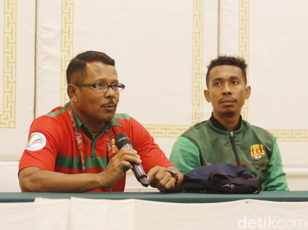 PSM Boleh Punya Nama Besar, tapi Lalenok United Berkarakter