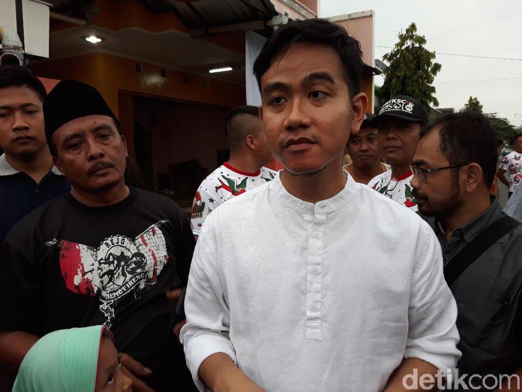 Dapat Dukungan dari Prabowo di Pilkada Solo, Gibran: Terima Kasih