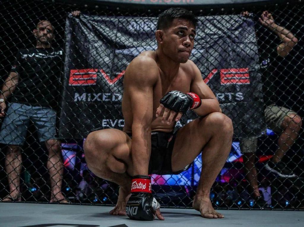 ONE Championship: Eko Roni Ingin Menang Lagi di Istora