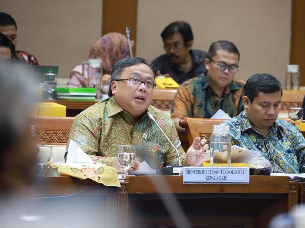 DPR Panggil Menristek Bahas Badan Riset dan Inovasi Nasional