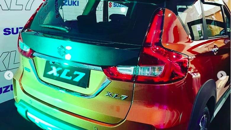Suzuki XL7 Foto: Istimewa