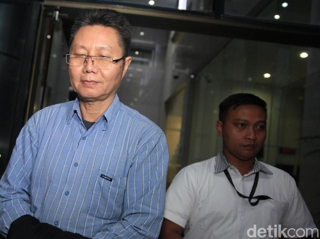 Pengusaha Suheri Terta Diperiksa KPK soal Alih Fungsi Hutan Riau