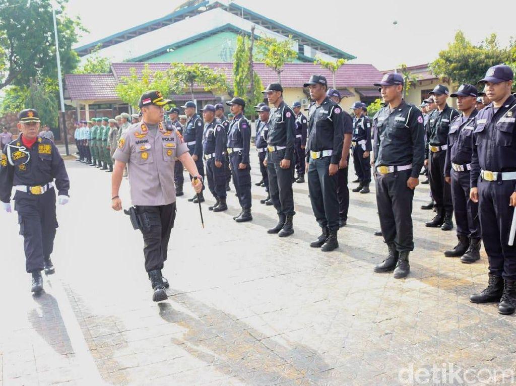 Ratusan Satpam Diajak Menjaga Kondisi Kabupaten Tuban Aman
