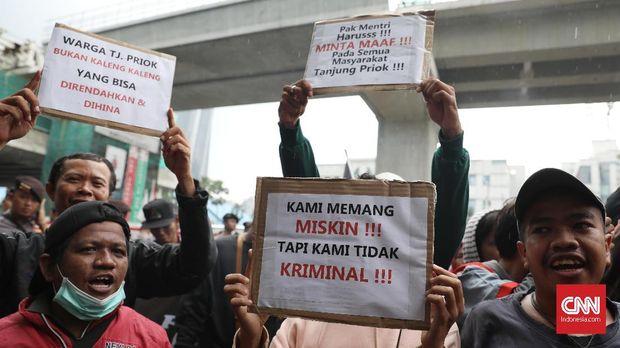 Pedemo Ingatkan Yasonna: Wapres juga Tinggal di Tanjung Priok