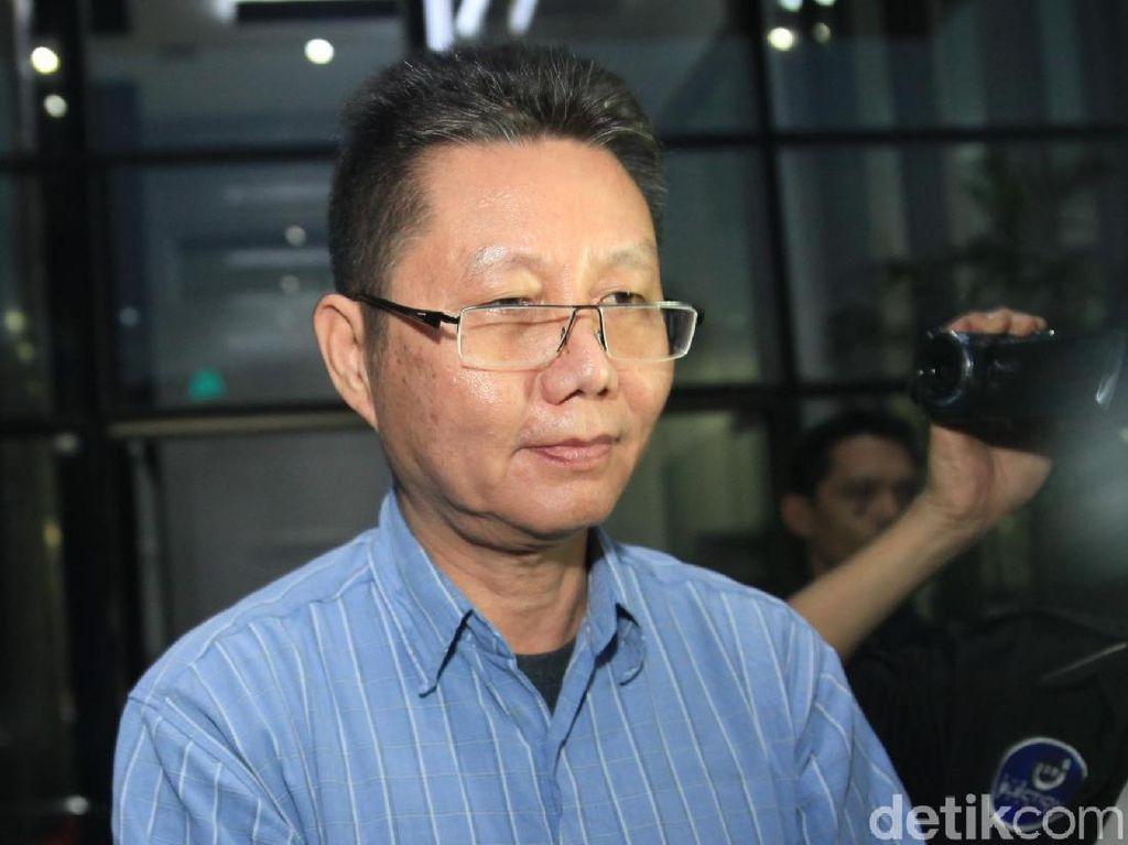 Tersangka Kasus Korupsi Alih Fungsi Hutan Riau Segera Disidang