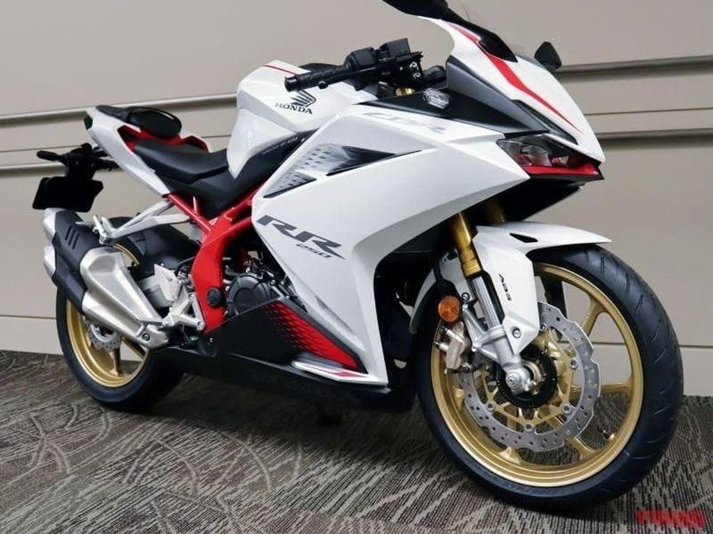 Tantang Ninja 4 Silinder, Honda Perbarui CBR250RR