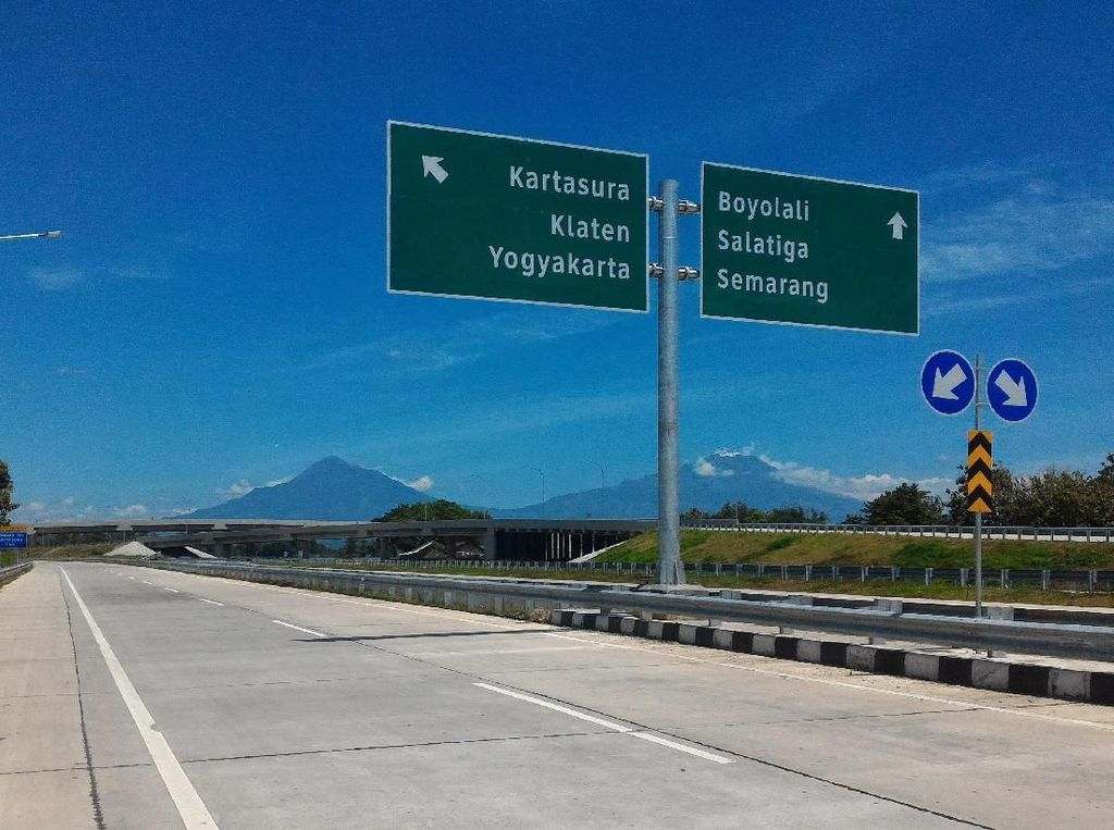 Desain Tol Yogyakarta-Solo Berubah di Lokasi Ini