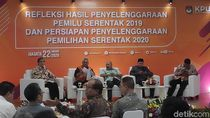 Evaluasi Pemilu 2019, KPU Beberkan Hambatan Distribusi-Rekapitulasi Suara