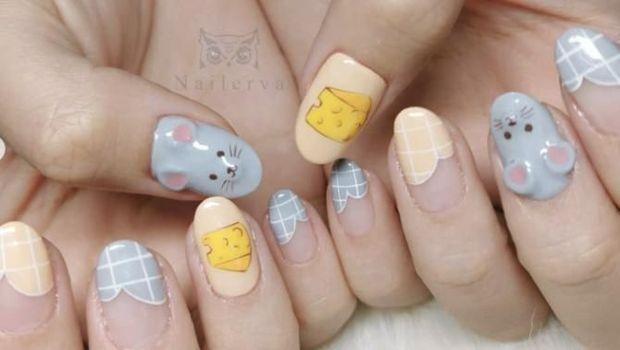 Inspirasi Nail Art 2020