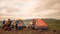 Cuma di Ponorogo, Kemping dengan Pemandangan Secantik Ini