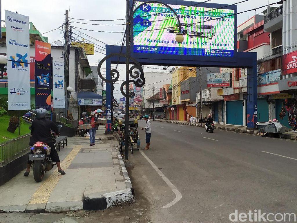 Hei Warga Garut, Mulai Besok Jalanan di Pusat Kota Ini Satu Arah
