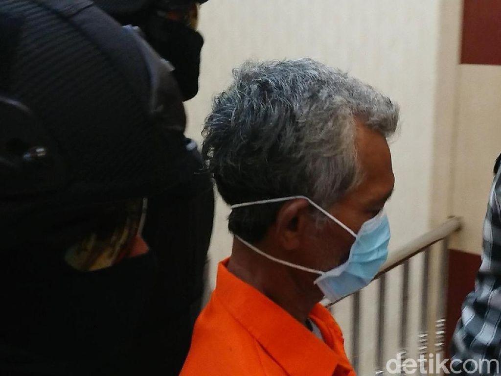 Ayah Perkosa 2 Putri Kandung di Trenggalek: Korban Depresi, Cucunya Nangis