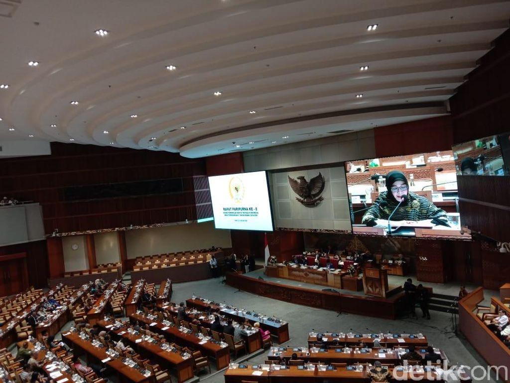 Pemindahan Ibu Kota Juga Masuk Prolegnas 2020