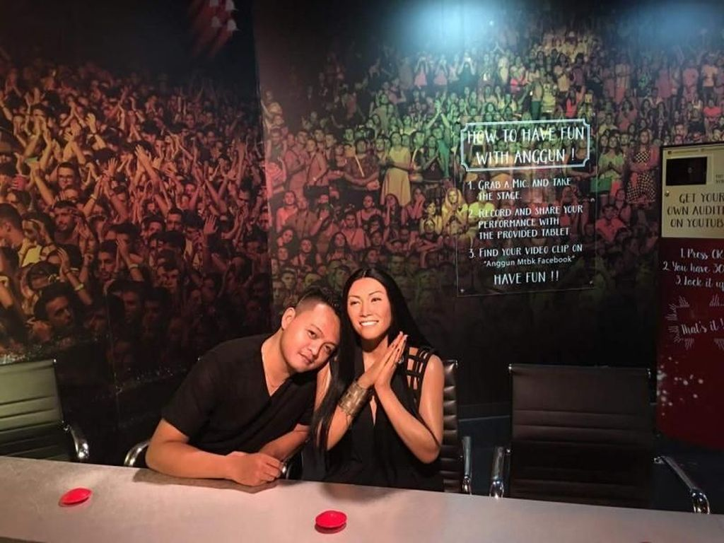 Mengejar Idola Sampai ke Thailand