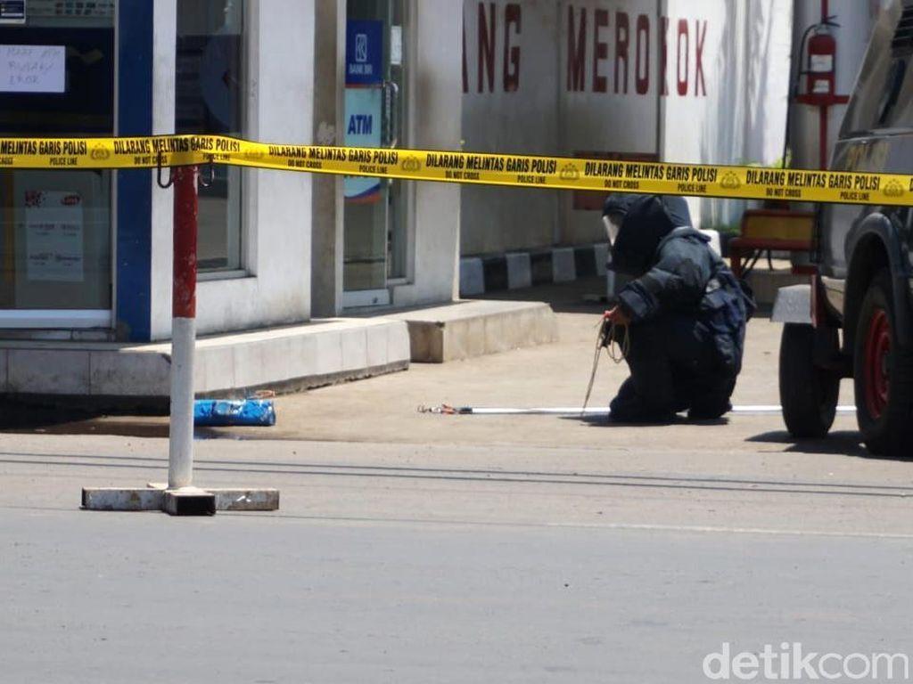 Polisi: Rangkaian Mirip Bom di SPBU Pekalongan Merupakan Teror