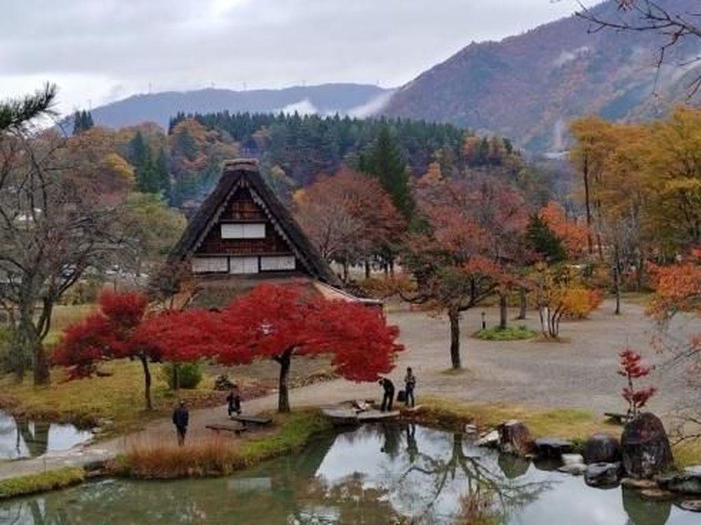 Shirakawago, Desa Cantik Jepang Warisan Dunia UNESCO