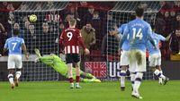 Babak I: Gabriel Jesus Gagal Penalti, Man City Ditahan Sheffield 0-0